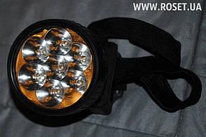 Налобный фонарик LED Bright Light Lamp 1396