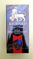 Чай Richard English Breakfast 25 пакетиків чорний, фото 1