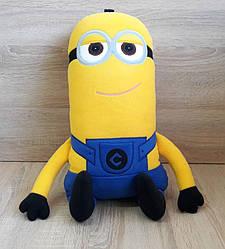 Мягкая игрушка - подушка Миньон Кевин ручная работа