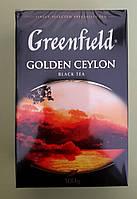Чай Greenfield Golden Ceylon 100 г черный, фото 1