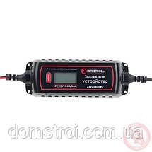 Зарядное устройство 6/12В, 0.8/3.8А, 230В, зимний режим зарядки, дисплей, фото 2