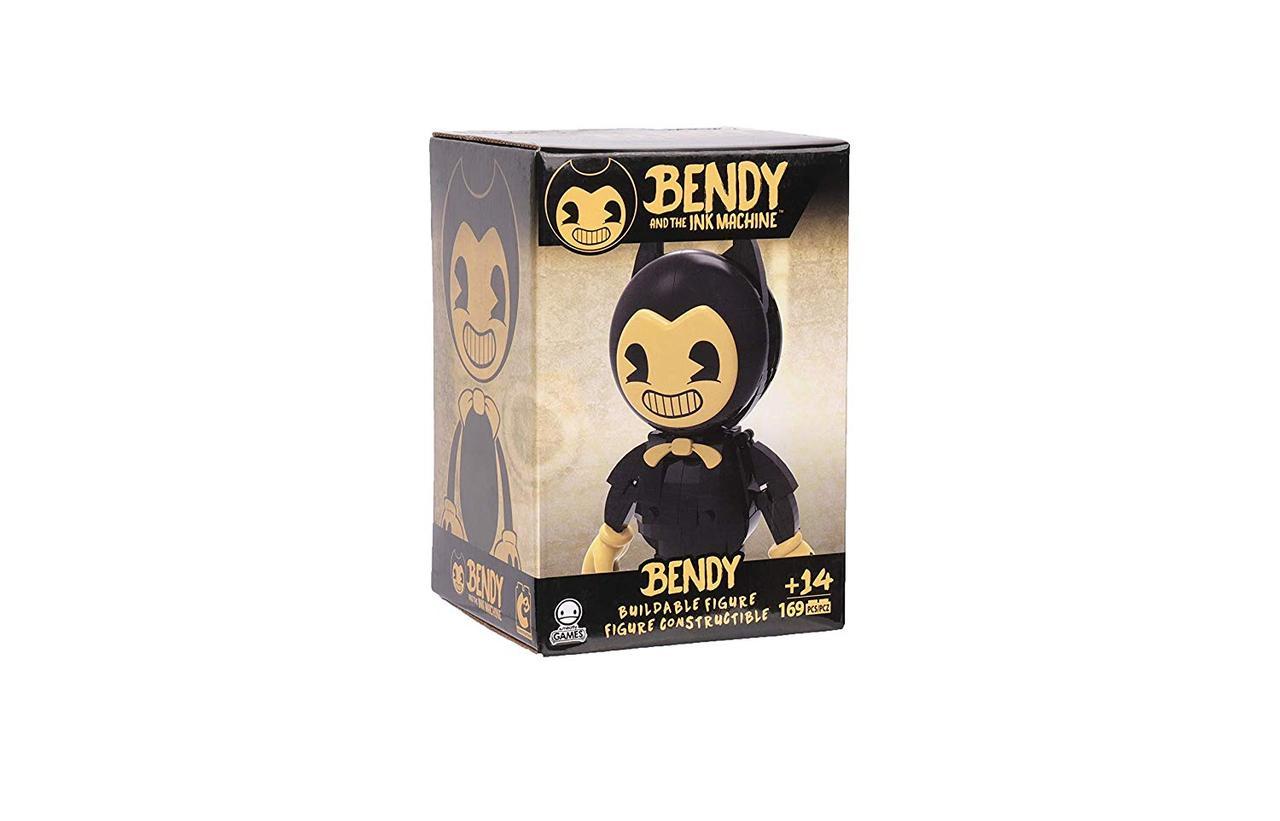 Конструктор Бенди и чернильная машина Bendy and the Ink Machine - Bendy Buildable Figure