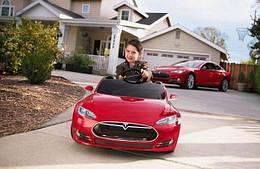 Детские электромобили легковые