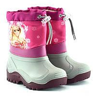 Детские сноубутсы для девочки Muflon 31-32 (20,5 см)
