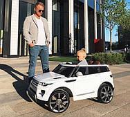 Детские электромобили джипы