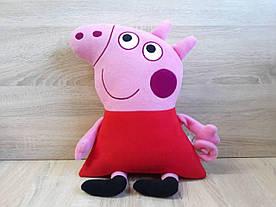 Мягкая игрушка - подушка Свинка ручная работа