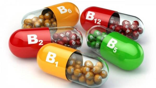 Кратко о Важном. Витамины группы B