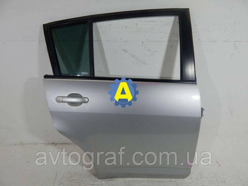 Дверь задняя правая на Ниссан Тиида ( Nissan Tiida ) Арабка 2005-2012 хетчбек