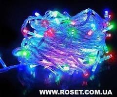 Светодиодная гирлянда 400 multi LED 15 метров