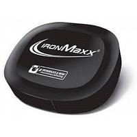 Таблетница IronMaxx Pill box with 5 Compartments (черная), спортивный контейнер