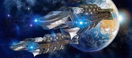 Пазлы Космическое пространство 600 элементов, фото 2