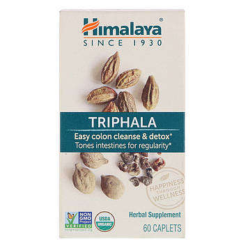 Himalaya, Tрифала, 60 таблеток