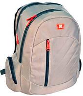 """Рюкзак для ноутбука 15,6"""" PASO, 21L, 13-B30 серый, фото 1"""