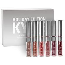 Только опт!!! Набор Kylie Holiday Edition из 6 помад