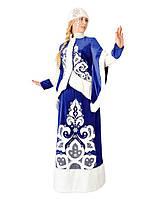 Новогодний  Карнавальный костюм Снегурочка женский / Pr - 169