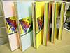 Цветная бумага А4 80г/м2 миксованная интенсив+пастель