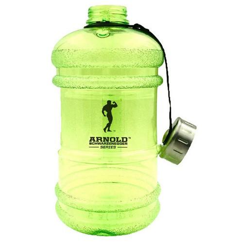 Спортивная бутылка Arnold Schwarzenegger Water Bottle Green 1000 ml , Gallon