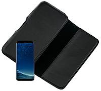 Чехол на пояс Valenta для Samsung Galaxy S8 Черный C918M8-1, КОД: 132568