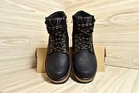 Ботинки зимние мужские: новые модели, стильные цвета сезона