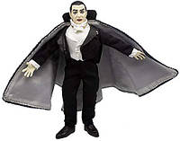 Кукла мастер зла граф Дракула Mego Monsters Bela Lugosi Dracula Action Figure 8""