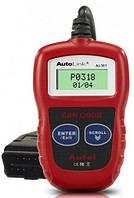 Сканер obd2 Autolink AL301