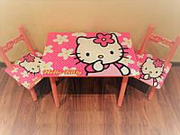 Столик дитячий Hello Kitty