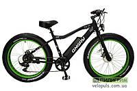 Электровелосипед Фэт-байк - Angry Fat2X черный