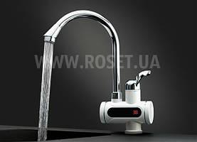 Цифровой водонагреватель-смеситель проточный - Instant Heating Faucet