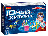 Набор для экспериментов RanokCreative Юный химик, КОД: 127566