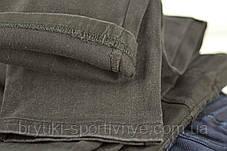 Джинсы женские стрейч на флисовой подкладке L - XXL, фото 2