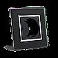 Розетка с заземлением Livolo черный хром стекло (VL-C7C1EU-12C), фото 6