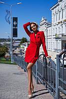 """Женское  стильное платье """"Нона"""" (2 расцветки), фото 1"""