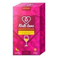 Forte Love -Женский возбудитель, возбуждающий препарат для женщин, повышает чувствительность эрогенных зон