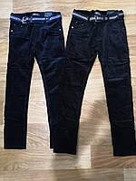 Вельветовые брюки утепленные для мальчиков оптом, Seagull, 134-164 см,  № CSQ-89971, фото 1