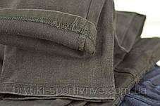 Джинсы женские стрейч на флисовой подкладке L - XXL, фото 3