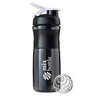 Шейкер Sports Bottle Shaker Mix Bottle (black) (760 мл.)