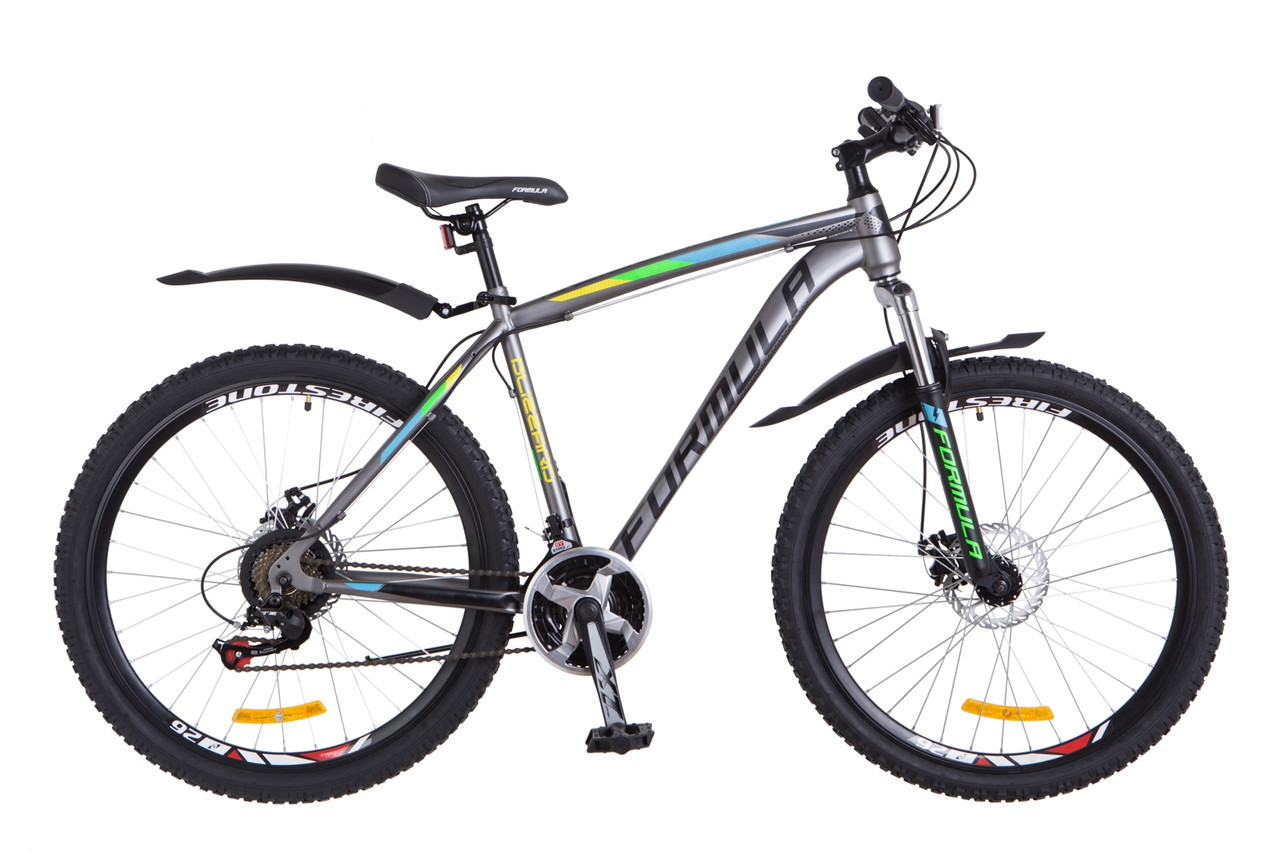 "Велосипед Formula BLIZZARD DD  26"""
