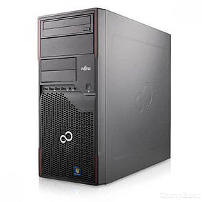 Fujitsu p710 Tower / Intel® Core™ i5-3470 (4 ядра по 3.2 - 3.6 GHz) / 8GB DDR3 / 500 GB HDD / GeForce GTX 650Ti 2 GB 192 bit, фото 2