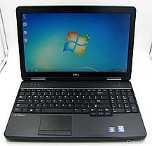 """Ноутбук Dell Latitude E5540 / 15.6"""" / Intel® Core™ i5-4200U (2(4) ядра по 1,60 - 2,60 GHz) / 8 Gb DDR3 / 500 Gb HDD / Intel HD Graphics 4400 / WEB, фото 3"""