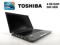 """Ноутбук Toshiba Tecra Z40-A / 14.0"""" / Intel Core i5-4200U (2 (4) ядра по 1.6-2.6 GHz) / 4 GB RAM DDR3 / 500 HDD"""
