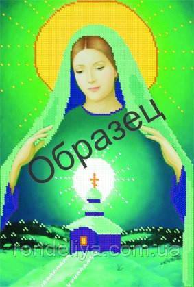 Схема для вишивки бісером «Марія Мати Землі»