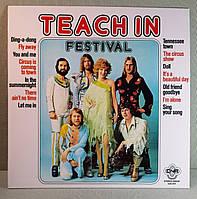 CD диск Teach In - Festival