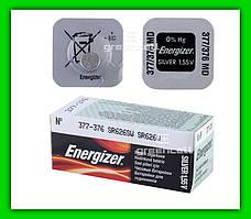 Часовая батарейка Energizer 377 / 376 MD / SR626W