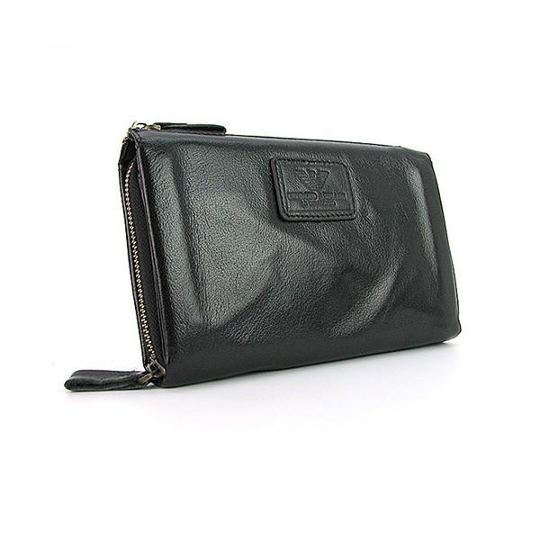 f530b3d28c37 Мужской черный классический клатч Armani 1306 - Интернет магазин сумок  SUMKOFF - женские и мужские сумки
