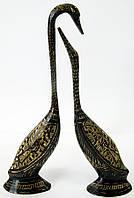 Статуэтка Лебеди бронзовые