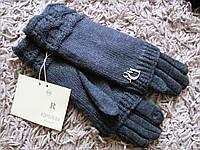 Тёплый женские перчатки для сенсорных экранов