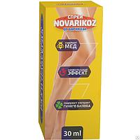 Спрей от варикоза NOVARIKOZ, спрей от варикоза новарикоз, спрей против варикоза, спрей для лечения варикоза