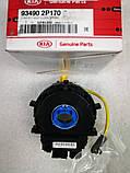Шлейф рулевой колонки, KIA Sorento 2009-12 XM, 934902p170, фото 2