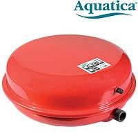 Бак 8л. д.325 для системы отопления плоский Aquatica 779132