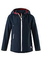 Куртка SoftShell Reima Harbour 164 см 14 лет (531262-6980)